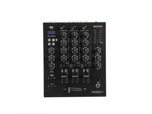 Bilde av 3-channel DJ mixer with