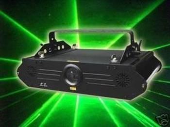 Grønn laser