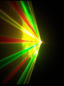 Bilde av EL-400 RGY Laser, 400mW